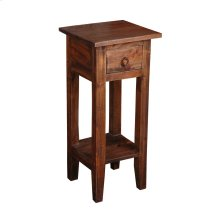 CC-TAB1792S-RW  Cottage Narrow Side Table  Raftwood