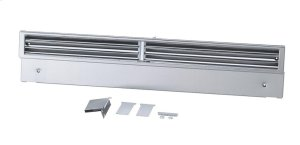 KG 1390 ss Lower plinth vent grill for high-quality plinth panelling of your MasterCool refrigerator.