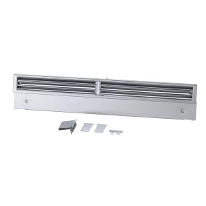 KG1380SS Lower plinth vent grill for high-quality plinth panelling of your MasterCool refrigerator.