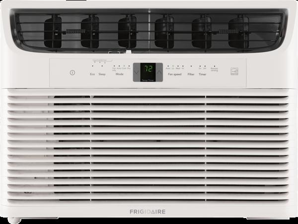 Frigidaire 15,100 BTU Window-Mounted Room Air Conditioner  WHITE
