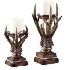 Deerfield Candleholder