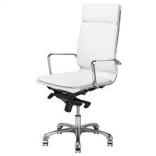 Carlo Office Chair  White
