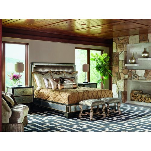 Cross Channel Bedroom