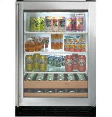 GE Monogram® Stainless Steel Beverage Center