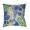 """Chinoiserie Floral CF-026 18"""" x 18"""""""