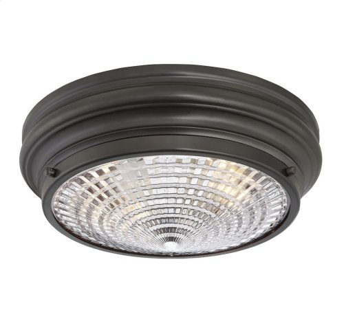 "Benton 13"" Flush Mount"