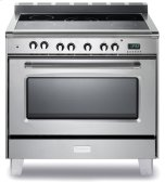 "Stainless Steel 36""  Classic Electric Single Oven"