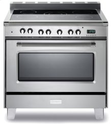 "Stainless Steel 36"" Verona Classic Electric Single Oven"