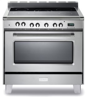 """Stainless Steel 36"""" Verona Classic Electric Single Oven"""