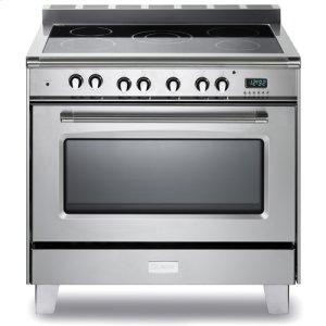 "VeronaCLASSICStainless Steel 36"" Verona Classic Electric Single Oven"