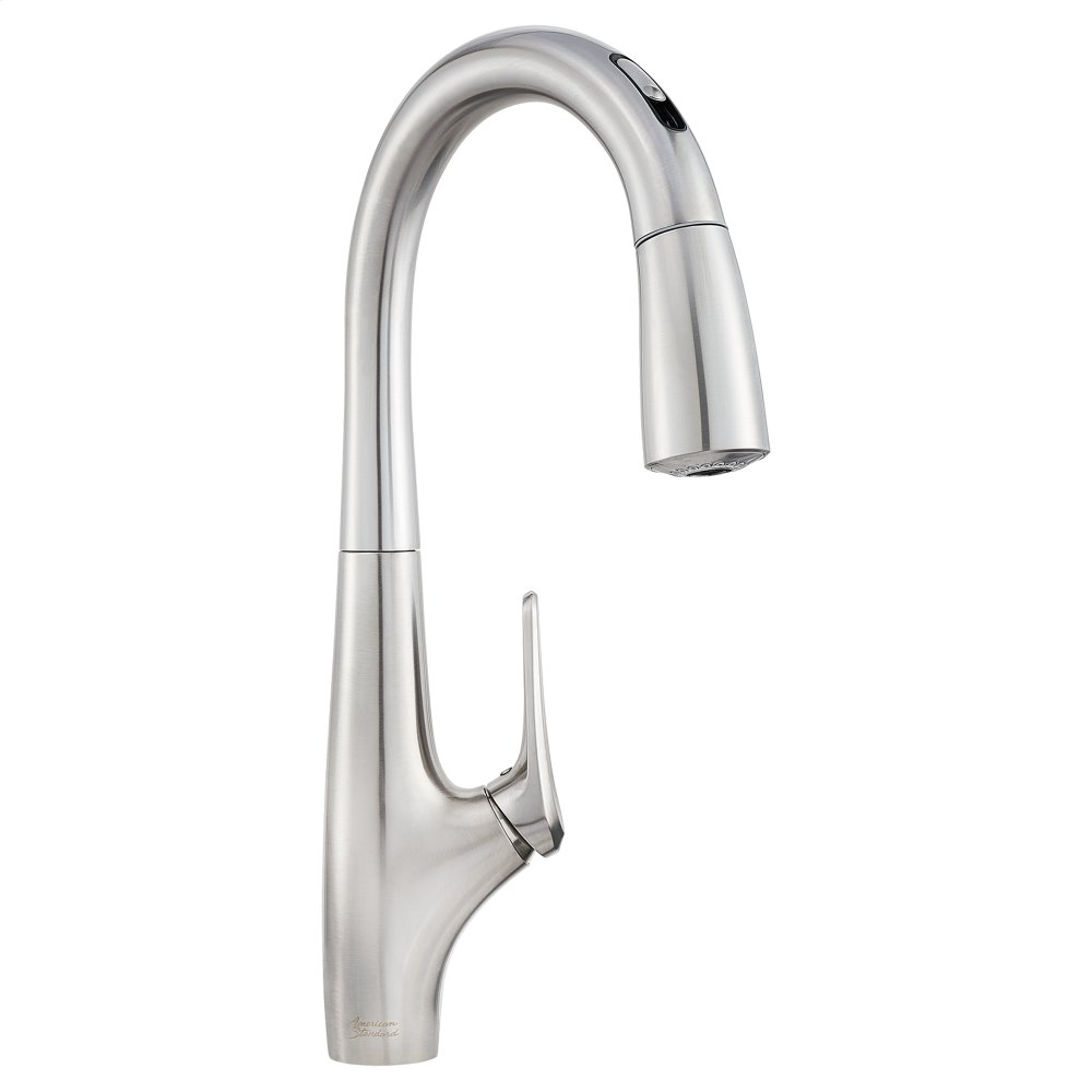 Avery Selectronic Hands Free Pull Down Kitchen Faucet American Standard    Polished Chrome