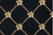 LUXE POINTE FLOWER TRELLIS LP03 BLACK-B 13'2''