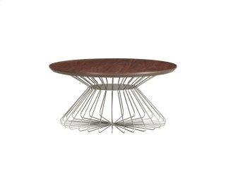 Pizzazz Round Coffee Table