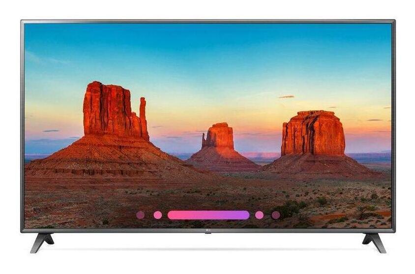 "UK6570PUB 4K HDR Smart LED UHD TV w/ AI ThinQ(R) - 86"" Class (85.6"" Diag)"