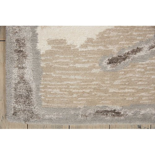 Christopher Guy Wool Collection Cgw16 Eggshell/misted Morning