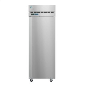 HoshizakiPT1A-FS-FS, Refrigerator, Single Section Pass Thru Upright, Full Stainless Door with Lock