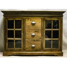 """#746 New England Media Console 58""""wx17""""dx41.5""""h Product Image"""