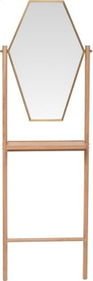 Hey Beautiful Hallway Mirror Product Image