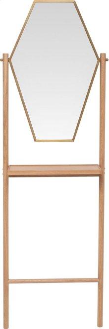 Hey Beautiful Hallway Mirror
