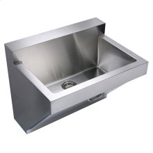 Noah's Collection Utility Series single bowl wall mount utility sink.
