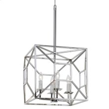 Jules Chandelier (polished Nickel)