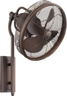VERANDA 4BL WALL FAN - OB