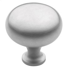 Satin Chrome Classic Knob
