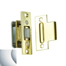 Polished Chrome Roller Latch