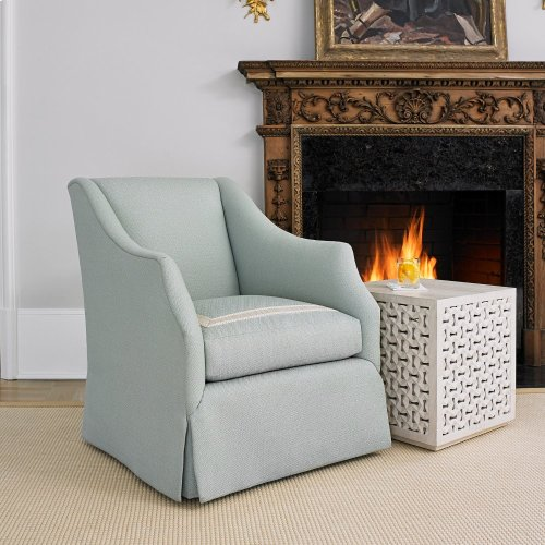 Claudette Chair - Skirted