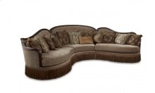 Giovanna Sable Left Arm Facing Loveseat
