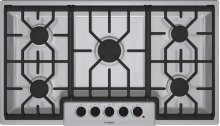 """36"""" Gas Cooktop 500 Series - Stainless Steel NGM5654UC"""