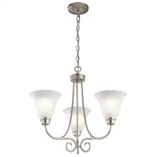 Bixler Collection Bixler 3 Light Chandelier NI