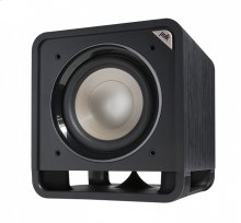 """10"""" Subwoofer with Power Port Technology in Washed Black Walnut"""