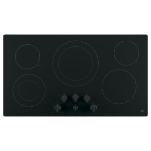 "GEGE(R) 36"" Built-In Knob Control Electric Cooktop"