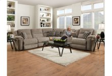 3 Pc. Sectional - CATALINA PLATINUM