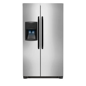 25.6 Cu. Ft. Side-by-Side Refrigerator -