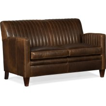 Bradington Young Barnabus Loveseat 8-Way Tie 406-75
