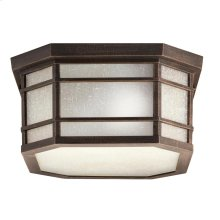 Cameron Collection Outdoor Flush Mt 3Lt