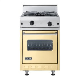 "Golden Mist 24"" Wok/Cooker Companion Range - VGIC (24"" wide range with wok/cooker, single oven)"