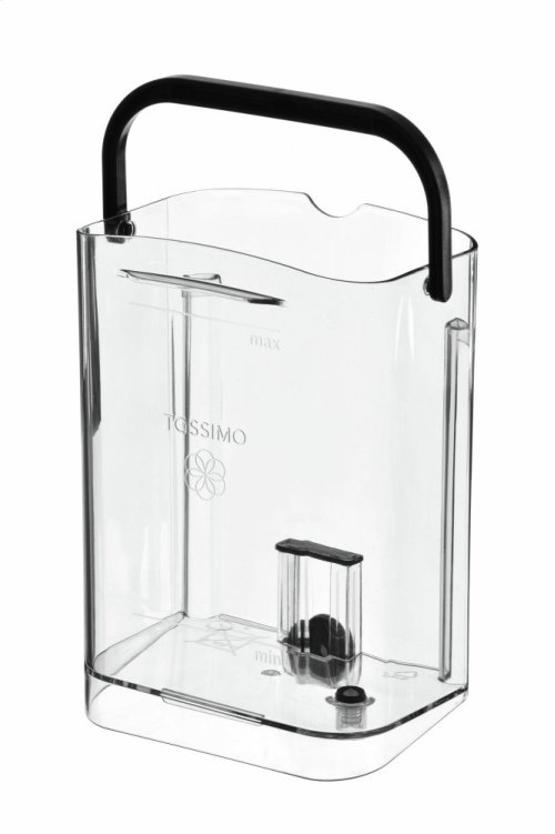 Water Tank Without Lid