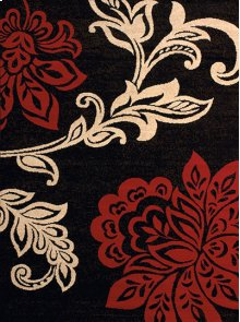 Dallas Trouseau Red Rugs