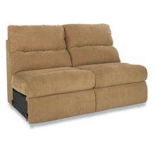 Griffin Armless Full Sleep Sofa