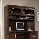 Hutch With Glass Doors Product Image
