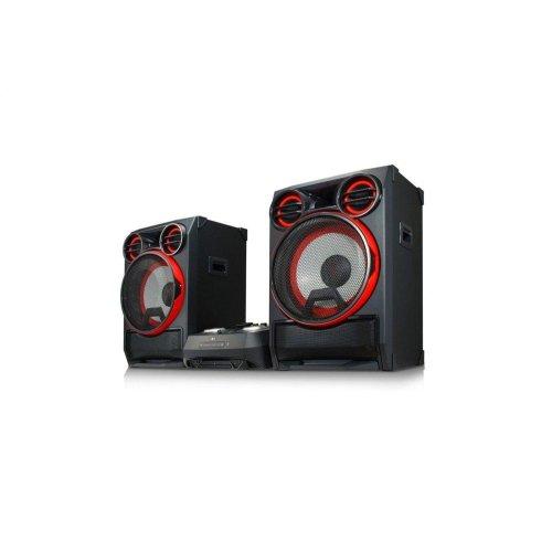LG XBOOM 500W Hi-Fi Entertainment System with Karaoke Creator