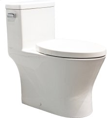 MPRO One-piece Single-flush Toilet