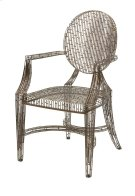 Wilkins Handcrafted Metal Arm Chair Product Image