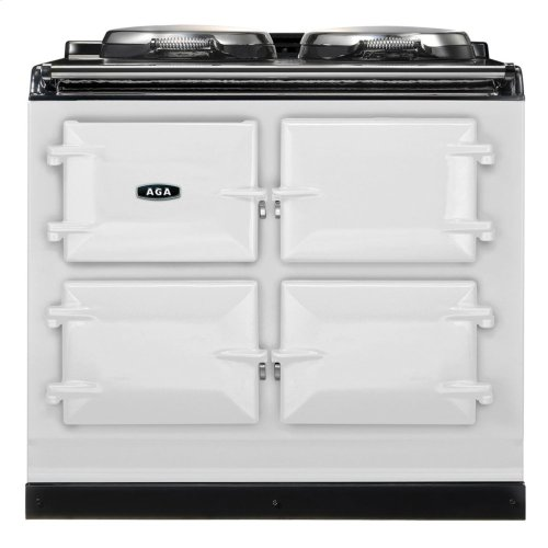 Dark Blue AGA Dual Control 3-Oven Natural Gas