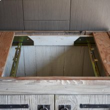 SM Sink Undermount Kit