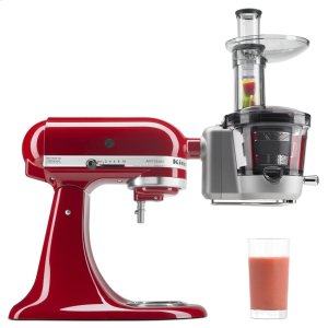 KitchenaidJuicer and Sauce Attachment (slow juicer) - Other