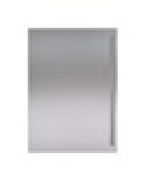 """Built-In 30"""" Stainless Steel Flush Inset Door Panel with Pro Handle"""